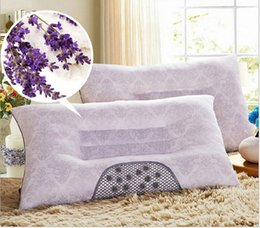 Wholesale Top quality Natural Flowers Pillow For Sleeping with Health Function of the Neck Magnetic therapy pillow