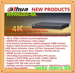 DHAUA Beneficio NVR 8 16 32CH 1U 4K Network Video Recorder Latest Model with Onvif 2.4 Support 2HDD NVR4232-4K