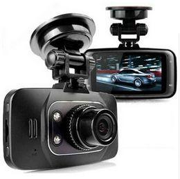 New DHL 1080P 2.7inch LCD Car DVR Vehicle Camera Video Recorder Dash Cam G-sensor HDMI GS8000L Car recorder DVR Free shipping