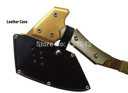 Wholesale light hand AXE jungle camp AXE true mountaineering outdoor camping is AXE engineer Black color