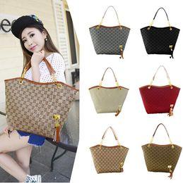HOT !New Tassel Canvas Chain Bag for Women Top Quality Fashion Handbag Designer Ladies Shoulder Messenger Bag Bolsas Tote #0825
