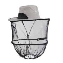 Wholesale Botack outdoor mosquito hat sun hat male hat breathable sunbonnet anti uv
