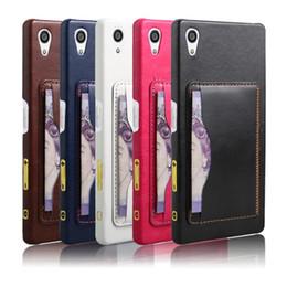 Protection téléphone cellulaire à vendre-Étui de téléphone portable Coque arrière Kickstand Coque de protection Coffre de luxe en cuir véritable rétro Retro pour iPhone 6 6s Samsung Galaxy s6 Edge s5