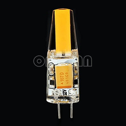 10 pcs Dimmable G4 3W 250LM COB LED Lamps AC DC 12V CE ROHS Free Shipping