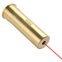 Wholesale New Red Dot Laser Bore SightER Gauge Barrel Target Cartridge Boresighter GA VE768 W0 SUP5