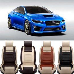 Wholesale Cover Subaru Forester - Special Leather car seat cover subaru forester 2014 heritage xv impreza legacy car accessories