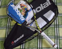 Wholesale De calidad superior Head YouTek IG Speed MP300 L5 raqueta de tenis raqueta Novak Djokovic Nole raqueta de tenis raqueta Grip
