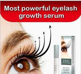 Wholesale FEG eyelash enhancer for women beauty day longer lash serum FEG eyelashes growth eyebrow growth