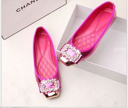 women Soft leather famous woman Shoes Woman Brand Flats Shoes Women New Womens Flats 2014 Sapatilhas Flat Shoe Spring Autumn 1688-3