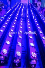 Wholesale American DJ Led Beam Bar Stage Light W IN1 Cree LED RGBW Color LED Beam Bar Light DMX Dmx Channels