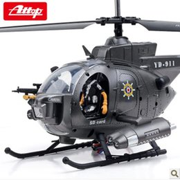 Wholesale Playmobil Toys Viewing The Aeromodelling Yd c Remote Camera Aircraft Passband Gyroscope Investigators Control Helicopter
