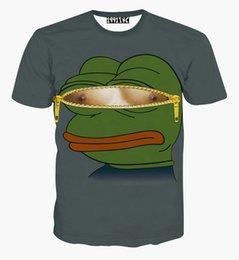 Wholesale Chest Designs T Shirt - Raisevern funny design 3D T shirt 2015 new fashion short sleeve mens t-shirt 3d print man's chest muscle plus size tee shirts