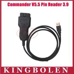 Best Selling VAG Can Commander 5.5 Pin Reader 3.9Beta For Audi VW Kilometers Program Free Shipping