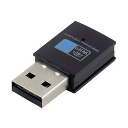 Wholesale 1pcs M USB Wifi Adapter WiFi Network Card Adapter for Raspberry Pi Model B Hot Worldwide