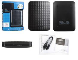 Wholesale External hard drive SAMSUNG M3 quot External Hard Disk NEW TB T USB Portable hard drives