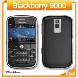 Unlocked 9000 Original Blackberry Bold 9000 Mobile Phone GPS WIFI 3G Cell Phone Refurbished