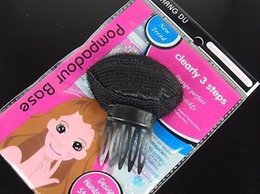 Wholesale Bump It Up Volume Velcro Hair Inserts With Clip Back Do Beehive Hair Styler Hot