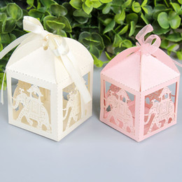 Wholesale 2015 Best Selling Candy Box European Hollow Creative Sweet Bag Price For Wedding Christmas Detachable Festival Favor Holders MC014