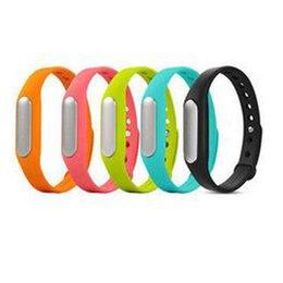 Wholesale Original Genuine MIUI Millet Bracelet Andrews Apple Smart Wearable Motion Sensor Bluetooth Smart Waterproof Tracker Fitness Wristbands