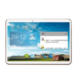 10-inch tablet IPS eight nuclear call Unicom -3G + 32GB retina screen tablet PC 8.0MP S Dual Camera