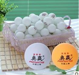 Wholesale white balls mm Stars ping pong Balls Table Tennis Balls