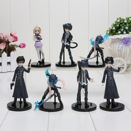 Wholesale Ao No Blue Exorcist Half Age Characters PVC Figures Model Collection Set Anime