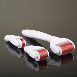 Stainless microneedling dermaroller 1200 720 300 pins skin care derma roller  4 in 1 derma roller  derma roller kit