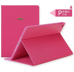 Excellent Brand Sale For Apple Ipad Air 2 Ipad 6 Case Cover Wallet Colorful Flip Leather Case For Apple Ipad Air 2 Ipad6