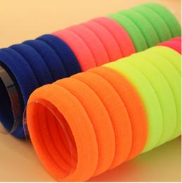Wholesale TS Hair accessory basic none seam tousheng ultra high elastic rubber band hair rope headband order lt no tracking