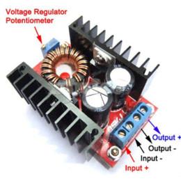 Dc convertisseur 12v 48v en Ligne-120W 12V / 24V / 48V 10-32V à 35-60V Convertisseur DC Voltage Regulator Boost Chargeur Alimentation voiture variables d'offre DIY