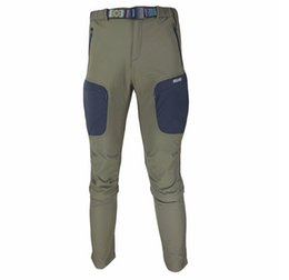 Wholesale new arrival hiking mountain bike men s winter cycling bicycle pants long men Removable best quality