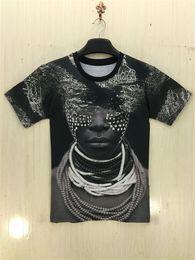Fashion Unisex Harajuku 3D Religion black women Shirts casual Tees Short Sleeve t Shirt Funny gym camisetas Tops free shipping