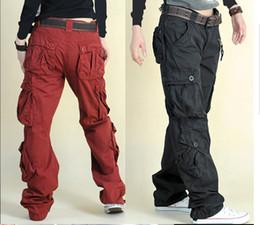 Wholesale Women s Designer Hip Hop Hiphop Pants Cargo Dance Pants Baggy Trousers For Woman