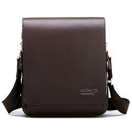 Wholesale-2015 brand promotion high grade leather mens messenger bag,leisure business men bag,fashion leather messenger bag for men cx79