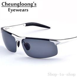 Wholesale Great Quality aluminum magnesium Menssport sunglasses oculos de sol glasses sunglass with colors eyewear soft nose pads M4