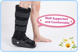 Wholesale Universal Fixed Rigid Walker Boot Foot Support