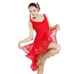 Latin dance one-piece leotard salsa tango rumba Cha cha latin Dance Dress square dance dress ballroom competition dress
