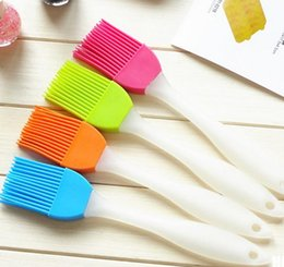Wholesale Silicone Bakeware BBQ Cake Utensil Basting Pastry Brush Baking Bread Cooking Brand New Good Quality