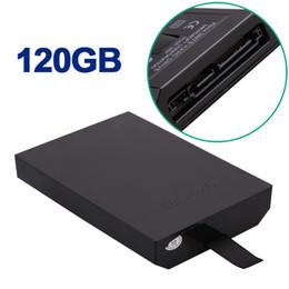 2017 xbox hdd Nuevo Top de Calidad de 120GB de 120GB Disco Duro Interno Disco duro para Microsoft para Xbox 360 Slim disco Duro HDD de los Casos de orden de$18no pista xbox hdd baratos