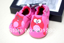 Wholesale-cotton Baby shoes GIRL First Walkers brand animal prints