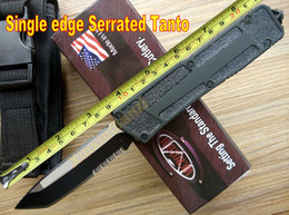 Wholesale 7 styles Black MICROTECH SCARAB Survival knife Pocket knife Tactical knife knives micro cutting tool with box
