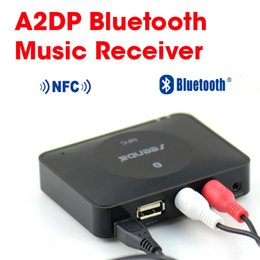 Wholesale NFC Bluetooth Audio Receiver Bluetooth EDR Support A2DP profile Store paired devices for Sound System ILE