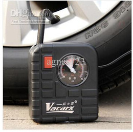 Wholesale Mini Portable Car Air Compressor V Pump Electric Tire Inflaters Auto Pumps PSI Inflatable Pumps