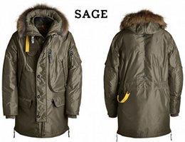 Wholesale A quality Para jumpe kodiak long parka PPJJS Men kodiak down Jacket winter coats from dhgate