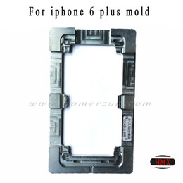 Wholesale Precision Aluminium metal Mould For iPhone S S G plus S S plus LCD Touch Screen Panels Separator Lit Repair Tool Mold Machine
