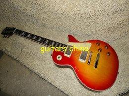 NOUVEAU 2015 Cherry Burst VOS Standard Guitare électrique en stock en provenance de Chine Livraison gratuite à partir de china stock guitare fournisseurs
