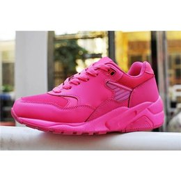 Wholesale Pink Bobbi Doll Running Shoes Height Increasing Health Sneakers for Girls Beautiful Best Sport Fitness Shoes NB580