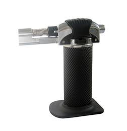 Wholesale GF Torch Lighter butane gas lighters for cigarettes new spray gun lighter click n vape advanced vaporizer no gas