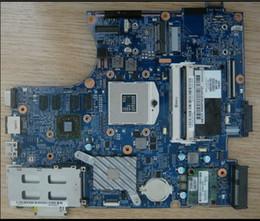 Ordinateur portable hp i7 en Ligne-Garantie 90 jours Livraison gratuite Nouveau 48.4GK06.041 628794-001 pour Probook 4720s Laptop Motherboard Support I3 / I5 / I7