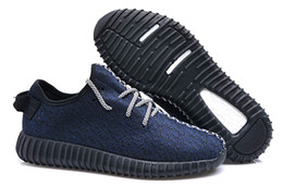 Sport Shoes Sale Low Help Men Deep Blue Color Breathable Sneaker Shoes Casual Shoes Boot Size Us 7 - Us 12, Free Shipping